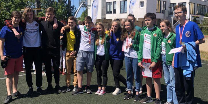 Medale Mistrzostw Polski Juniorów w warcabach 100-polowych rozdane